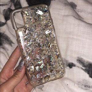 I phone X phone case